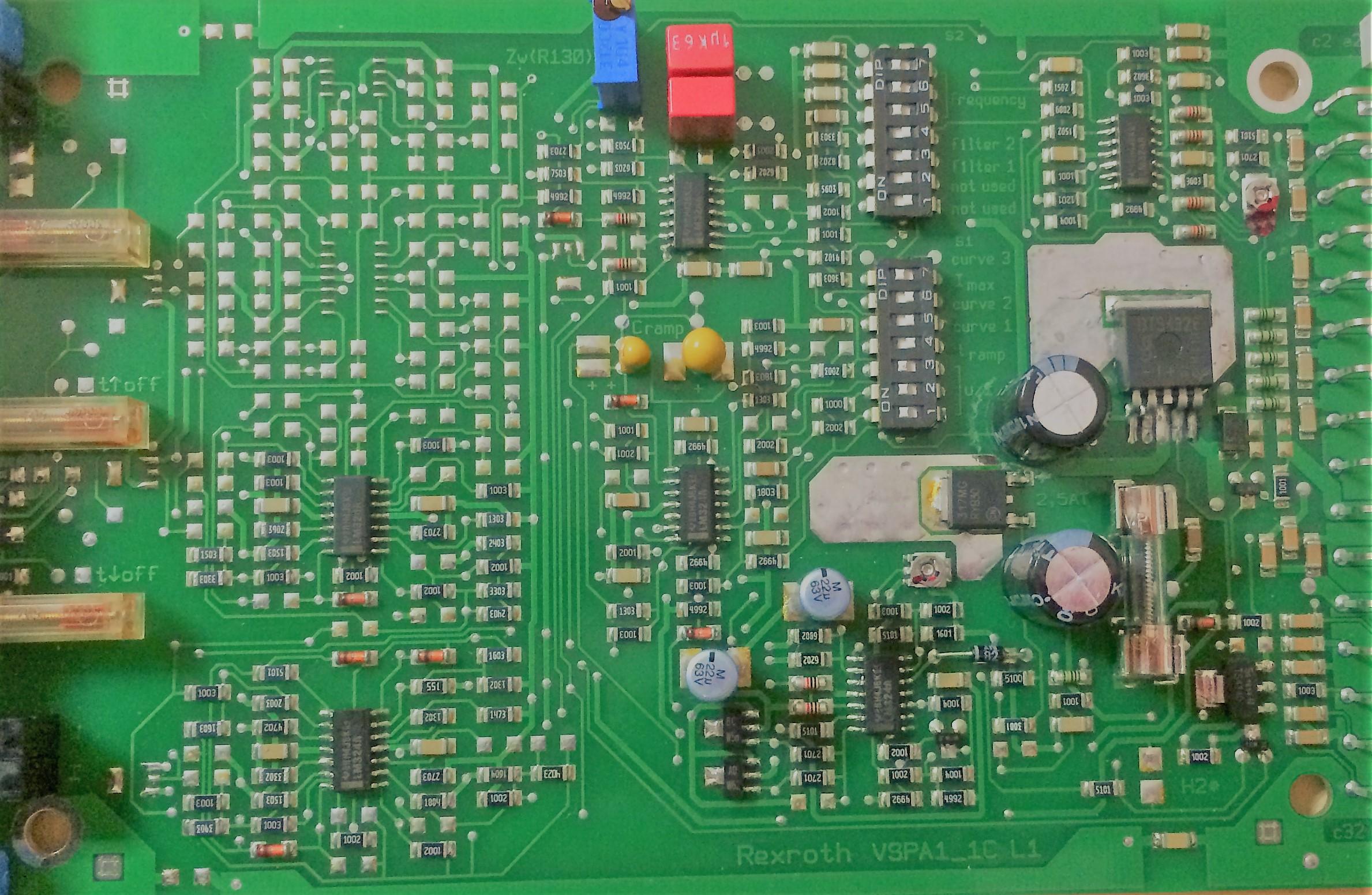 Reparaci n de tarjeta electr nica ara solutions - Reparacion de placas electronicas ...